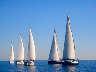Flotilla Sailing Holidays in Greece