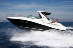 Searay 335 Sundancer