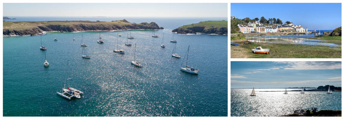 Suggested 1 Week Sailing Itinerary In Brittany Nautilus Yachting