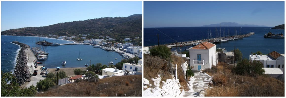 North Kos Dodecanese 1 week sailing holiday itinerary