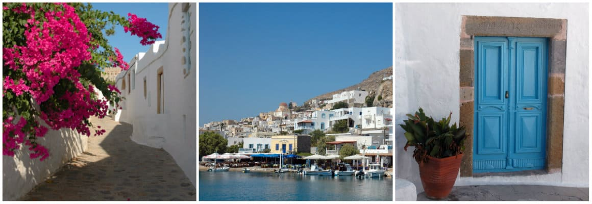 South Kos Dodecanese 1 week sailing holiday itinerary
