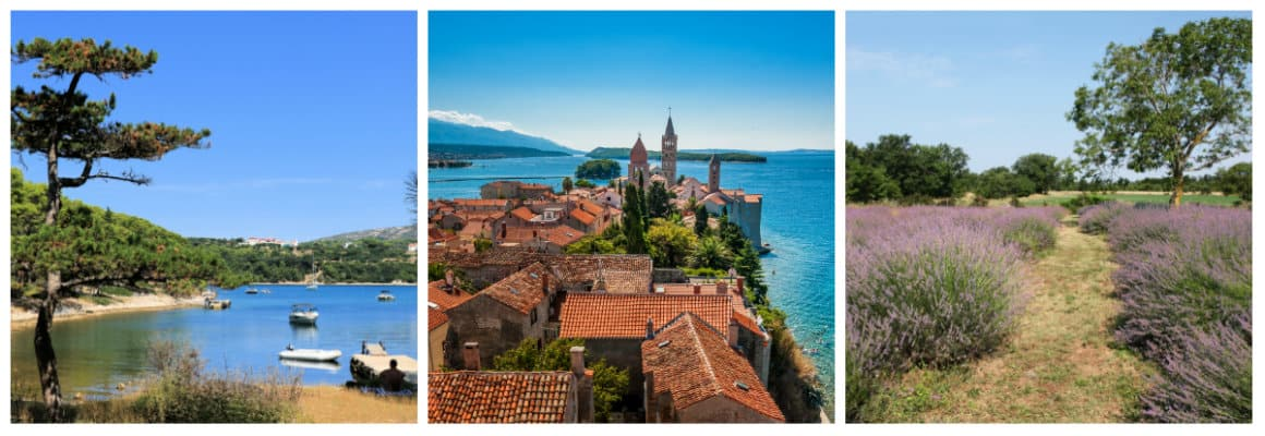 Pula 1 week sailing holiday itinerary