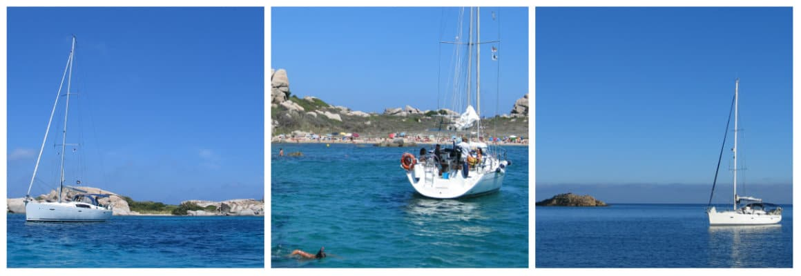 Sardinia 1 week sailing holiday itinerary